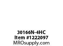 WireGuard 30166N-4HC 30x16x6 NEMA TYPE 4