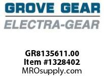 Grove-Gear GR8135611.00 GR-WB813-10-R