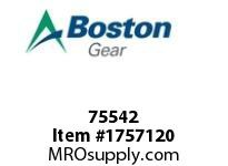 Boston Gear 75542 EN51907-0606 3/8 TUBE TEE