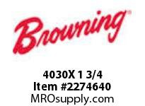 Browning 4030X 1 3/4