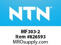 NTN MF303-2 BRG PARTS(PLUMMER BLOCKS)