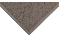 NoTrax 265R0036GY 265 Wayfarer 3X60 Gray Wayfarer is a vinyl-loop outdoor mat with a color-coordinated solid-sheet vinyl back. The vinyl-loop design removes dirt and moisture from shoes and securely traps them beneath the mat s surface. Way