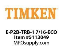 E-P2B-TRB-1 7/16-ECO