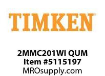 TIMKEN 2MMC201WI QUM Ball P4S Super Precision
