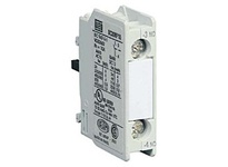 WEG BCXMFA10 1NO EARLY MAKE AUX CONT BLK Contactors