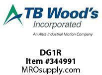 TBWOODS DG1R DG-1R VAR-A-CONE CONTROL
