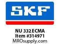 SKF-Bearing NU 332 ECMA