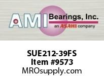 AMI SUE212-39FS 2-7/16 NORMAL WIDE CYL O.D. ACCU-LO RING FREE SPINNING