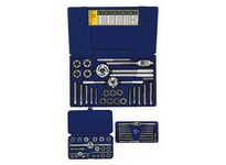 IRWIN 97606 66 Pc. Fractional Tap & Hex Die Set