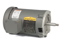 JM3120 1.5HP, 3450RPM, 3PH, 60HZ, 56J, 3424M, OPEN, F1