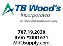 TBWOODS 707.19.2030 MULTI-BEAM 19 5MM--9MM