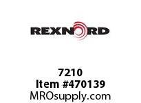 REXNORD 6784340 7210 WSHR STL SR71 350