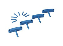 REMCO 10163 Vikan Wall Bracket Replacement Hooks for Wall Bracket-