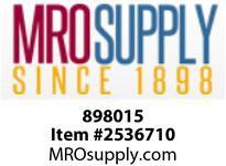 MRO 898015 1-1/2 FIP SCH80 PVC UNION