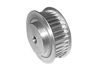 PTI 47T10/27-2 10MM T SERIES TIMING PULLEY 27T10-4 PILOT BORE-ALUMINUM