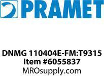 DNMG 110404E-FM:T9315