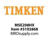TIMKEN MSE208HX Split CRB Housed Unit Component