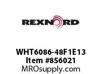 REXNORD WHT6086-48F1E13 WHT6086-48 F1 T13P