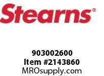 STEARNS 903002600 RET RINGEXT-.669 SHAFT 8022987