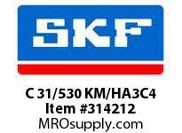 SKF-Bearing C 31/530 KM/HA3C4