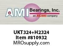 AMI UKT324+H2324 110MM HEAVY WIDE ADAPTER TAKE-UP BEARING