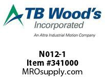TBWOODS N012-1 NLS CLUTCH 12A-1