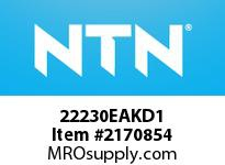 NTN 22230EAKD1 SPHERICAL ROLLER BEARING