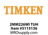 TIMKEN 2MM226WI TUH Ball P4S Super Precision