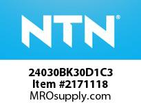 NTN 24030BK30D1C3 Large Size Spherical Roller Br