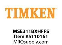 TIMKEN MSE311BXHFFS Split CRB Housed Unit Assembly