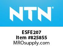 NTN ESFE207 Square flanged bearing unit