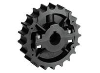614-44-19 NS881-25T Thermoplastic Split Sprocket TEETH: 25 BORE: 1-1/2 Inch IDLER