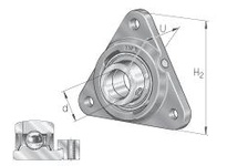 INA PCFTR50 Triangular flanged unit