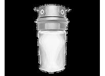 RAB VX200P-W-3/4 VAPORPROOF 200 CEILING 4 BOX 3/4 WHITE WITH PERMA GLOBE