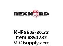 REXNORD KHF8505-30.33 KHF8505-30.33 KHF8505 30.33 INCH WIDE RUBBERTOP M