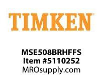 TIMKEN MSE508BRHFFS Split CRB Housed Unit Assembly