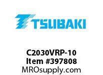 US Tsubaki C2030VRP-10 C2030VRP B 10 TOOTH