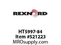 REXNORD HT5997-84 HT5997-84 126518
