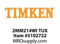 TIMKEN 2MM214WI TUX Ball P4S Super Precision