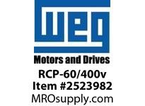 WEG RCP-60/400v RUN CAP 60 MICROFARADS AT 400v RUN CAP