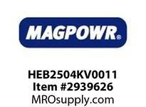 MagPowr HEB2504KV0011 HEB-250 PNEUMATIC BRAKE