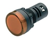 Pfannenberg 23273152000 P 22 D 115V AC WH Panel mount continuous LED light 115 VAC white lens Panel mount pilot light