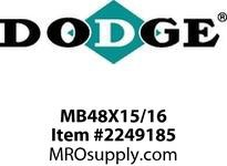 MB48X15/16