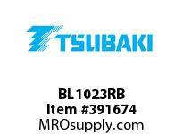 US Tsubaki BL1023RB BL1023 RIV 10 FT. BOX