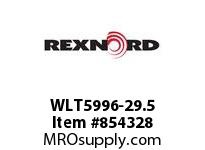 REXNORD WLT5996-29.5 WLT5996-29.5 WLT5996 29.5 INCH WIDE MATTOP CHAIN