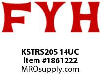 FYH KSTRS205 14UC TAPER LOCK STYLE TAKE UP UNIT