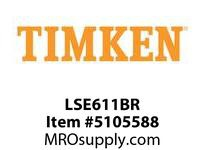 TIMKEN LSE611BR Split CRB Housed Unit Component