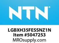 NTN LGBXH35FESSNZ1N MISCELLANEOUS RAIL GUIDE CARRIAGE