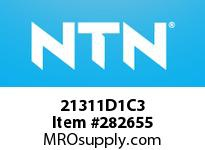 NTN 21311D1C3 SPHERICAL ROLLER BRG