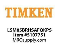 TIMKEN LSM85BRHSAFQKPS Split CRB Housed Unit Assembly